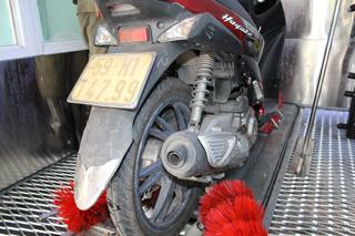 Máy Rửa Xe Honda Tự Động Rửa Xe Trong 3 Phút