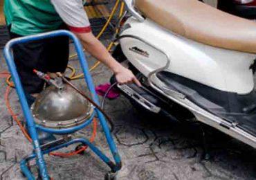Máy Hút Nhớt Xe Gắn Máy Honda