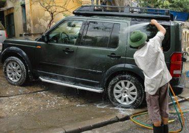 Rửa Xe Ô Tô Như Thế Nào Cho Đúng Cách