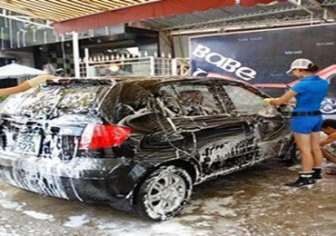 Bình Bọt Tuyết Rửa Xe Ô Tô và Xe Máy