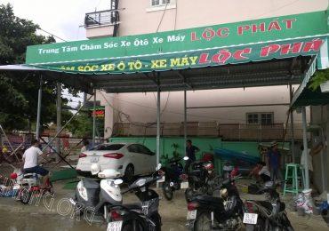 Sản Xuất Cầu Nâng 1 Trụ Rửa Xe Ô Tô- Nỗ Lực Người Việt Nam
