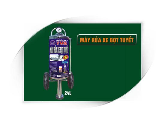 binh rua xe bot tuyet 24 lit