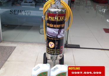 Máy Phun Rửa Xe Bọt Tuyết Thiết Bị Cho Tiệm Rửa Xe Chuyên Nghiệp