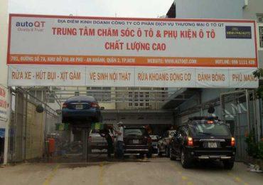 Tổng Hợp Các Điểm Rửa Xe Ô Tô Quận 2 – HCM