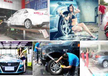 Các Dụng Cụ Cần Thiết Cho Tiệm Rửa Xe Ô Tô Xe Máy Là Gì?
