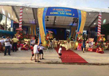 Buổi Lễ Khai  Trương Chi Nhánh Xăng Dầu Đông Sài Gòn