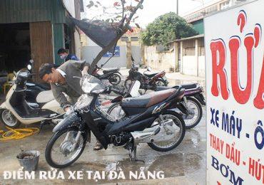 Các địa điểm rửa xe tại quận Hải Châu – Đà Nẵng hiện nay