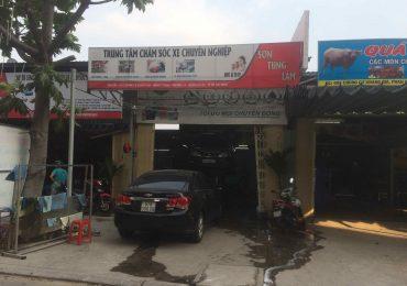 Tổng Hợp Các Cửa Hàng Rửa Xe Ở Gò Vấp – HCM