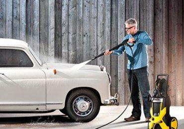 Làm sao để vận hành máy rửa xe gia đình đúng cách