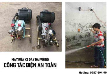 Giải Pháp Tránh Điện Giật Khi Dùng Máy Rửa Xe Ô Tô Xe Máy