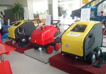 Tìm hiểu cách hoạt động của máy rửa xe cao áp