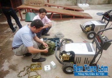 Mua Máy Rửa Xe tại Hồ Chí Minh nên mua ở đâu?