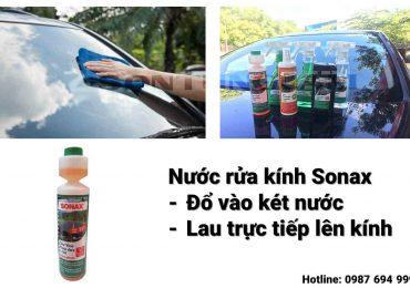 Nước Rửa Kính Ô Tô Sonax Clean