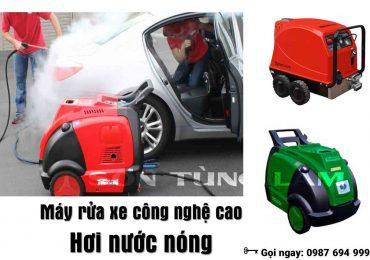 Máy Rửa Xe ô Tô Công Nghệ Cao
