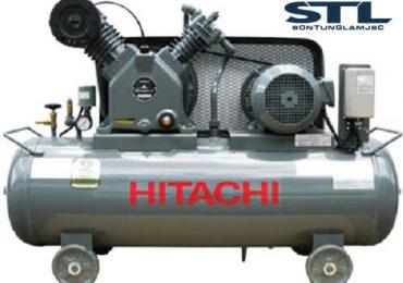 Máy nén khí Hitachi 5HP – Dung tích 160L giá tốt