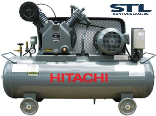 may nen khi hitachi 5hp
