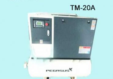 Máy nén khí trục vít Pegasus TM-20A giá rẻ
