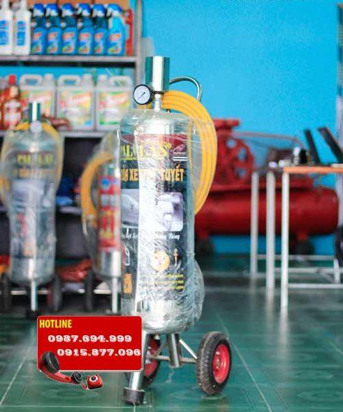 binh phun bot tuyet pallas 25 lit