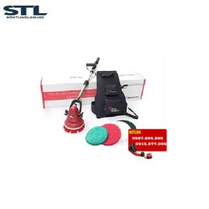 may cha san deo vai motorscrubber ms2000 kit
