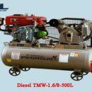 may nen khi chay dau diesel pmw 1.6 8 500l