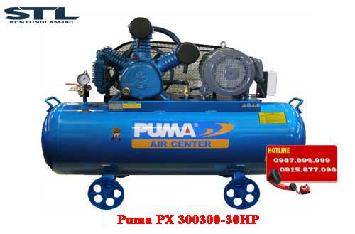 may nen khi puma px 300300 30hp