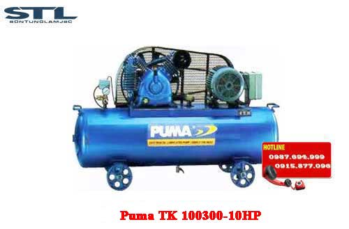 may nen khi puma tk 100300 10hp