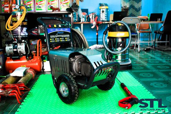 Máy rửa xe áp lực cao Kouritsu 15M26-3.7S2