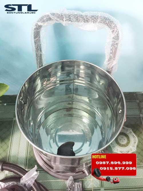 may hut bui cong nghiep civic 15l