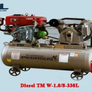may nen khi chay dau diesel tm w 1.0/8 330l
