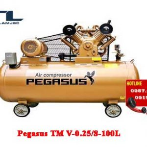 may nen khi day dai pegasus tm v 0.25 8 100l