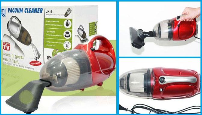 may hut bui 2 chieu vacuum cleaner jk 8
