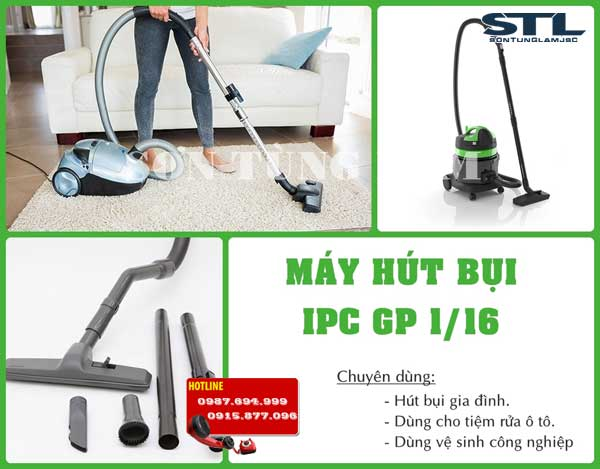 may hut bui kho ipc gp 1 16 gia tot