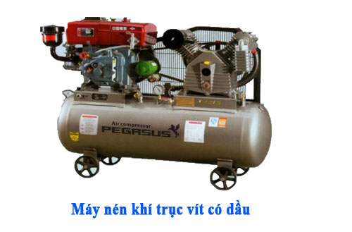 may nen khi truc vit co dau