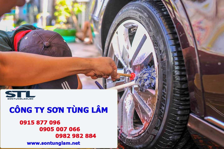Rửa xe ô tô chuyên nghiệp