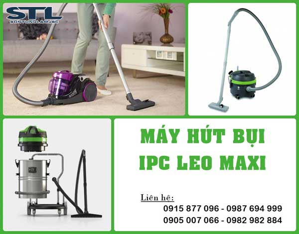 may hut bui ipc leo maxi gia tot