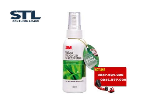 chai xit khu mui diet khuan 3m natural deodorizer pn12008 100ml
