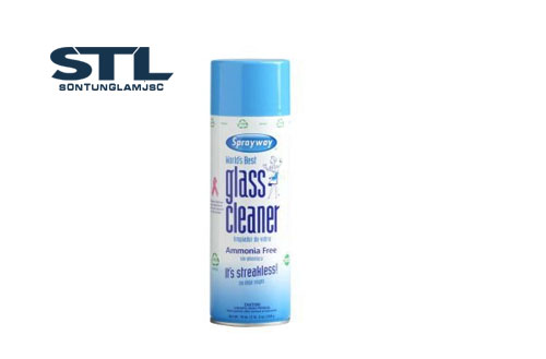 chai xit kinh sprayway glass cleaner