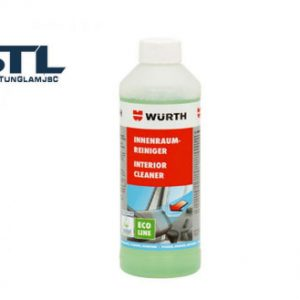dung dich ve sinh noi that wurth-interior cleaner eco line 500ml