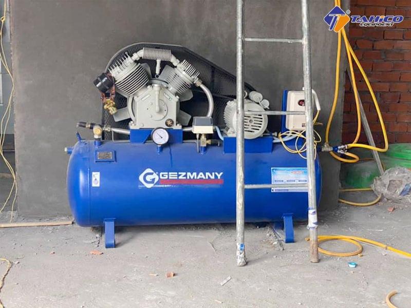 Máy nén khí cho trạm rửa xe chuyên nghiệp