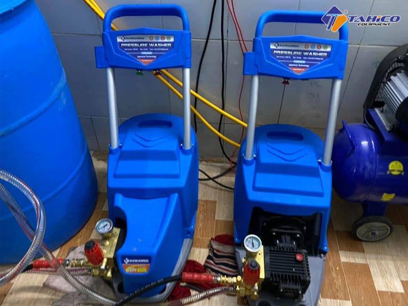 máy rửa xe cao áp chuyên dụng