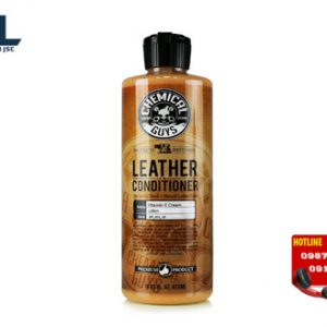 dung dich duong va phuc hoi be mat da chemical-guys leather conditioner 473ml