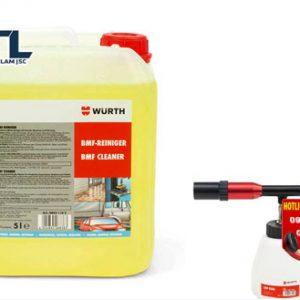 nuoc tay rua da nang noi ngoai that wurth bmf workshop cleaner 08931182 5l