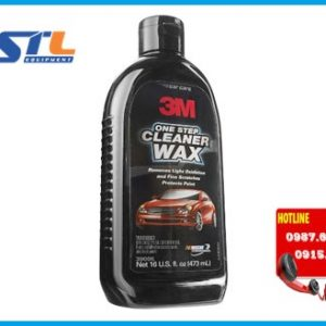 dung dich 3m one step cleaner wax pn39006 473ml