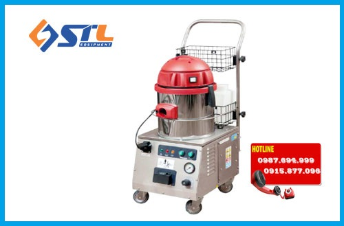 may rua xe hoi nuoc nong menikini steam max vacuum