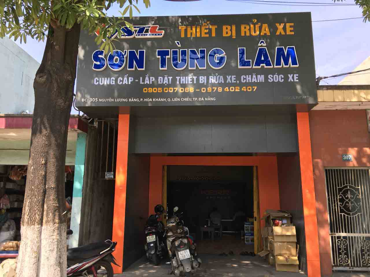 Công ty Sơn Tùng Lâm Miền Trung