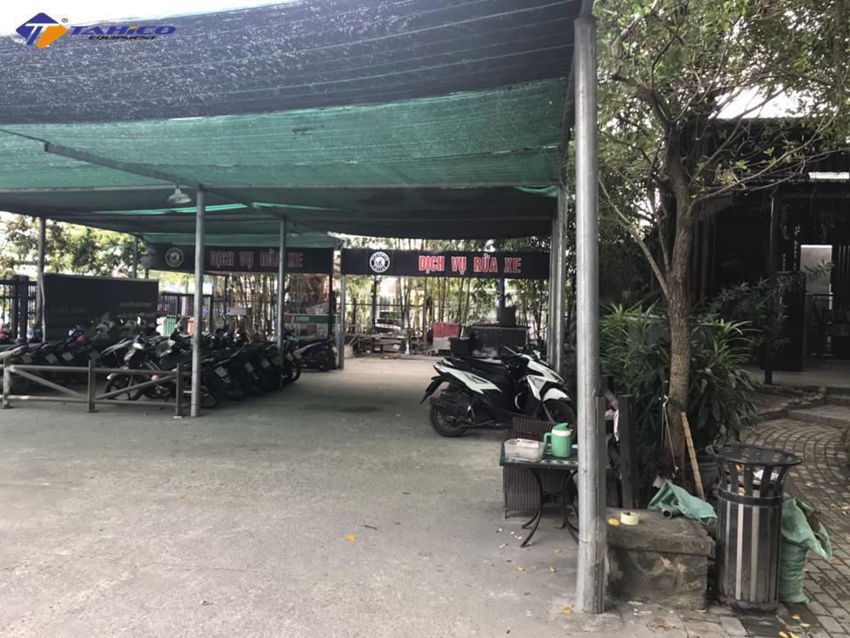 mo hinh kinh doanh rua xe an uong cafe ket hop