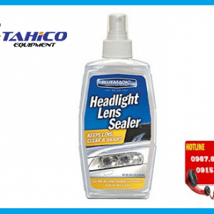 dung dich blue magic 730 6 headlight lens sealer 237ml