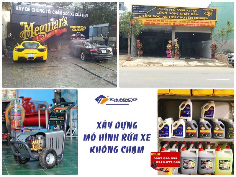 ung dung nuoc rua xe khong cham cho troi lanh mien bac
