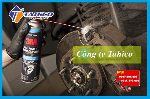 hoa chat tay rua phanh xe 3m high power brake cleaner 3m 0880 397g