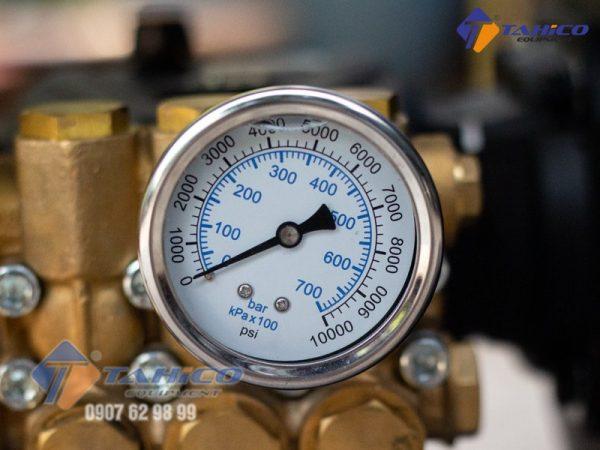 Đồng hồ đo áp lực máy rửa xe cao áp (3)